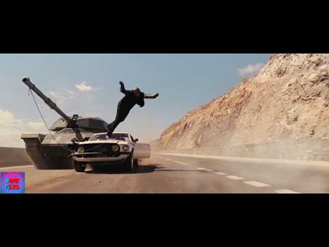 Fast & Furious 6   2013   Dom Catching Letty (7/9) DopeClips