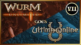 Wurm Unlimited - Recreating Ultima Online - Part VII - The Hidden Valley