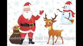 Rudolph the Red Nose Reindeer Christmas Saxophone Instrumental Stanley