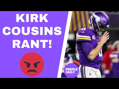 Is Kirk Cousins the unluckiest quarterback in the NFL?