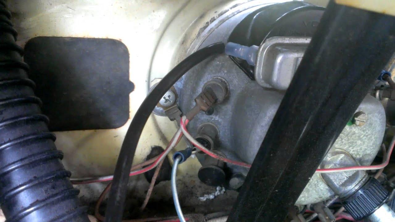 1968 Vw Bug Wiring Diagram 1971 Super Beetle Fuel Gauge Youtube