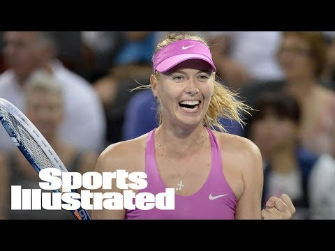 Maria Sharapova Awarded U.S. Open Wild Card, 1st Grand Slam Since Ban | SI Wire | Sports Illustrated