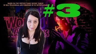 The Wolf Among Us Episode 1: Faith Gameplay Walkthrough part 3