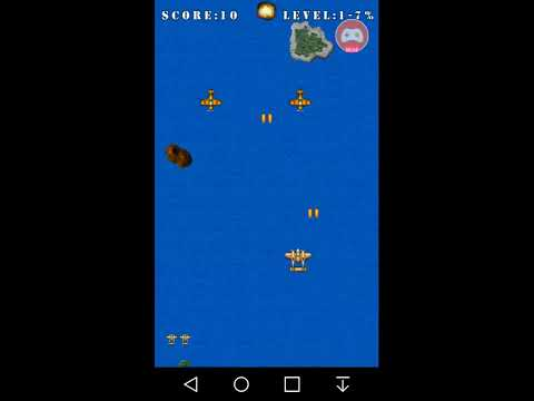 Pacific wings (old game 🎮)