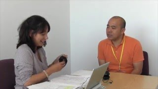 ISE Foundation (A2) Speaking & Listening sample video No.2