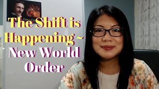 The Shift is Happening ~ New World Order || Tesla Codes #15