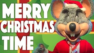 Merry Christmastime 2016 - East Orlando Chuck E. Cheese's