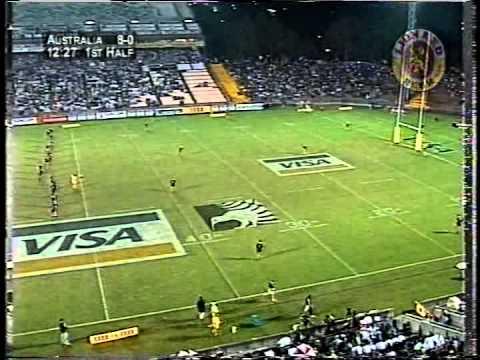 Kiwis Vs Kangaroos 1998