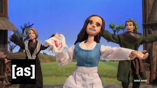 Feudal France | Robot Chicken | adult swim