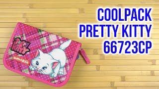 Розпакування Coolpack for kids 1 розворот Pretty Kitty 20 5 х 14 х 4 см 66723CP