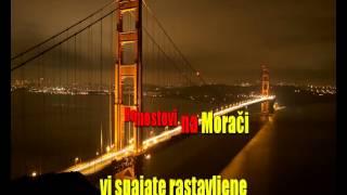 Karaoke - Zoran Kalezic - Mostovi na Moraci
