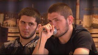 Хабиб Нурмагомедов: Криштиану Роналду хочет приехать на мой бой в UFC
