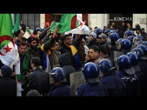 اغنية في بلادي ظلموني عن المظاهرات الجزائرية