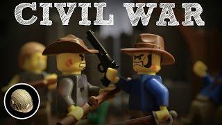 AMERICAN CIVIL WAR | BRICKFILM