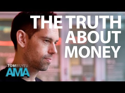 The Truth About Money and Happiness | Tom Bilyeu AMA