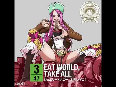 EAT WORLD TAKE ALL YouTube