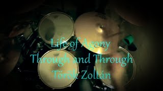 Download Life Of Agony - Through And Through drum cover HD MP3 song and Music Video