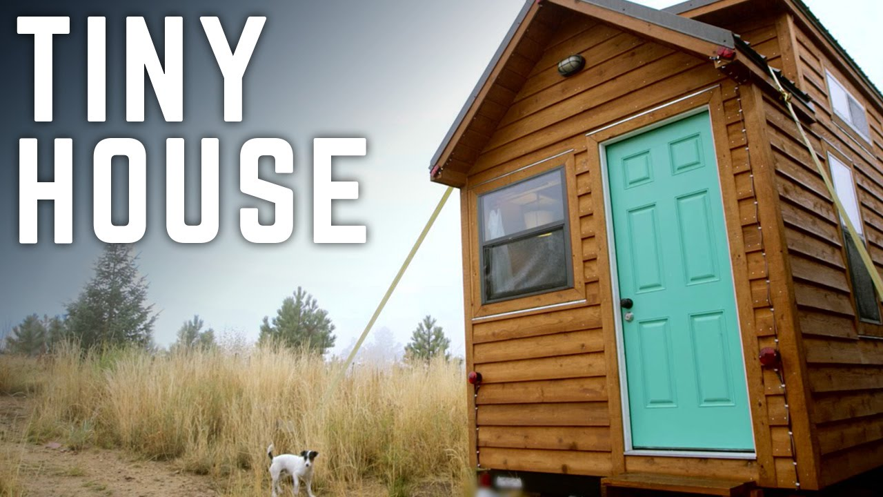 A Dog Owner's Tiny House Dream
