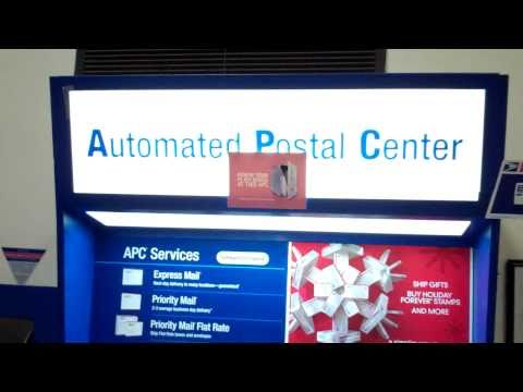Purchasing Stamps @ Post Office: ACTION-PACKED ADVENTURE!!