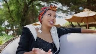 Njugush interviews Brenda wairimu