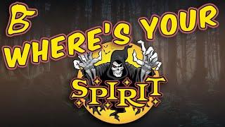 WHERE'S YOUR SPIRIT - Beefy (Spirit Halloween Store Rap) Nerdcore Hip-Hop