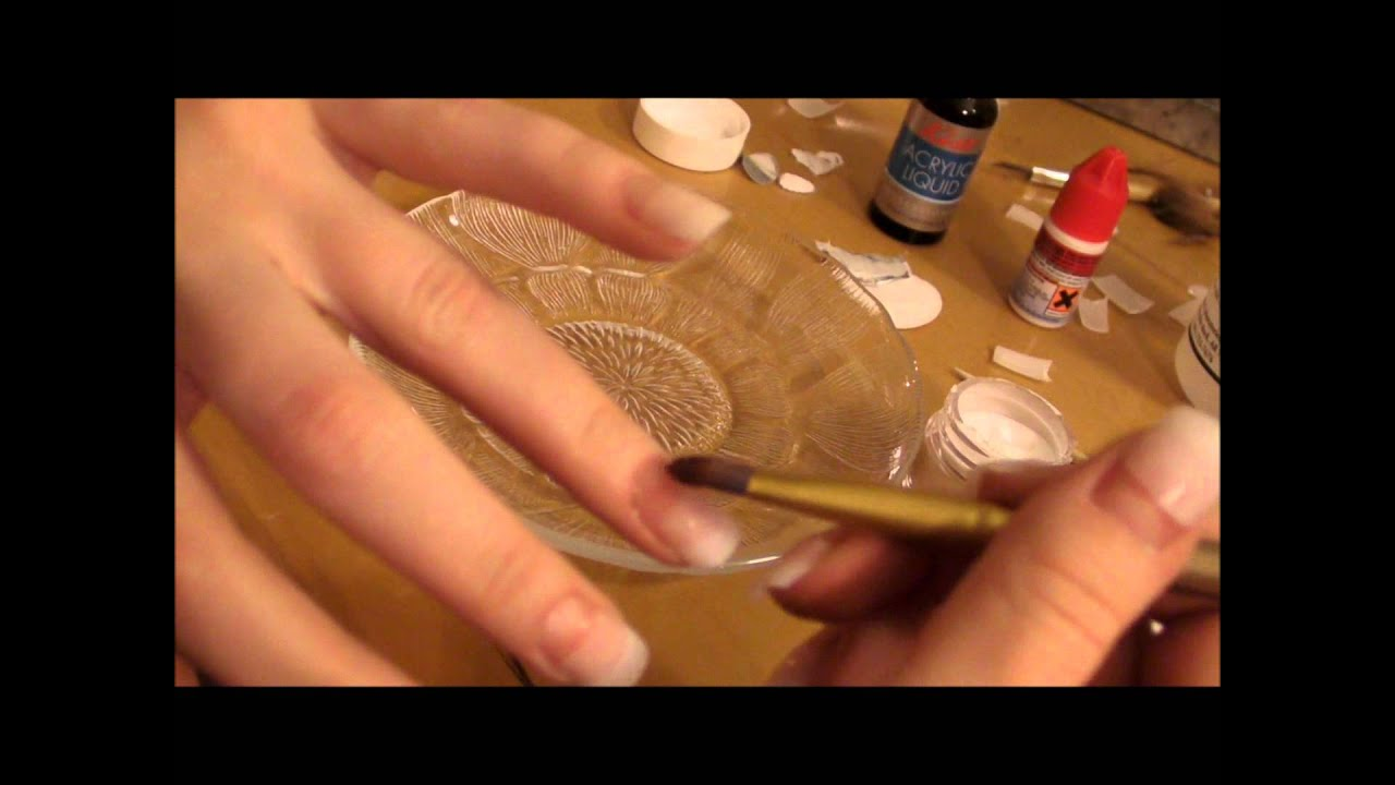 Can i repaint my acrylic nails at home home painting diy acrylic nails you solutioingenieria Image collections