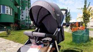 Видео обзор Carrello Unico CRL-8507 Len (Каррелло Унико Лен) прогулочная коляска новинка 2018 года
