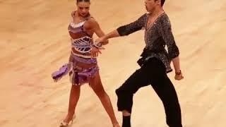 Мужчины Бального танца, Джайв