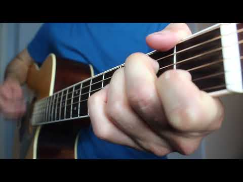 Burn Out - Midland | Acoustic Guitar Cover