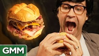 Fast Food Secret Menu Taste Test