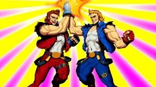 Double Dragon Neon gameplay video