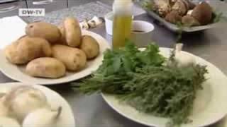 Euromaxx A La Carte | Mushroom Creme With Ricotta Mousse