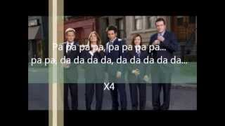 Hey beautiful - the solids - lyrics (How I Met Your Mother theme song)