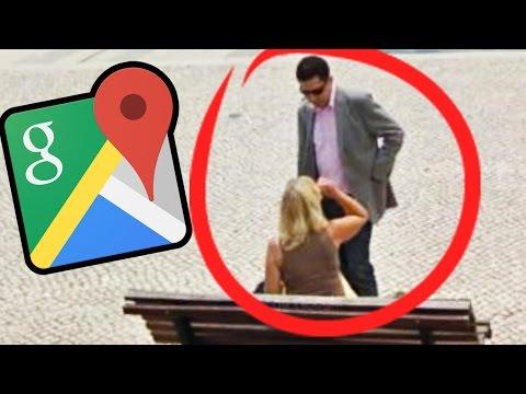 20 FOTO COMPROMETTENTI DA GOOGLE MAPS!!