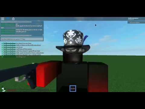 roblox gun script pastebin