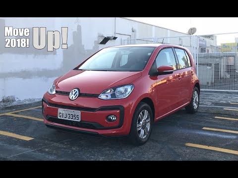 Volkswagen Move Up! 2018 1.0 MPI em Detalhes  - Falando de Carro