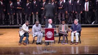 Howard Washington Thurman Crown Forum - November, 16  2017 thumbnail