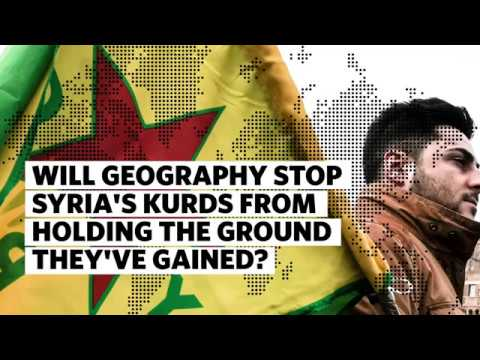 Will Geography Stop Syria's Kurds from Holding the Ground They've Gained?