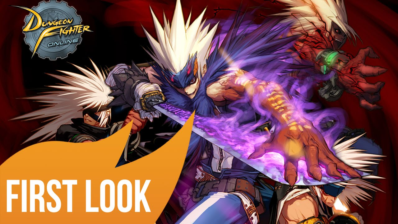 Dungeon Fighter Online Gameplay First Look - HD - YouTube