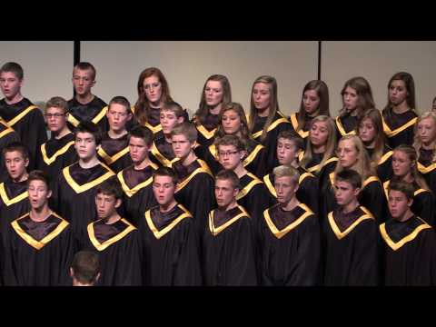 There is a Higher Throne - arr. Robert E. Grass - CovenantCHOIRS