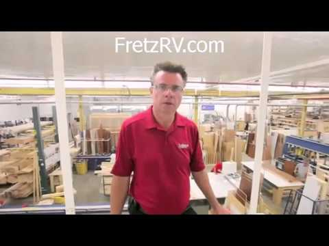 Leisure Travel Van Factory Tour