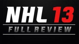 NHL 13: FULL REVIEW