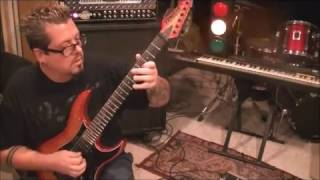How to play Thunderstruck by ACDC on guitar by Mike Gross