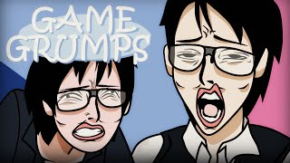 Game Grumps Animated - My name is Laura