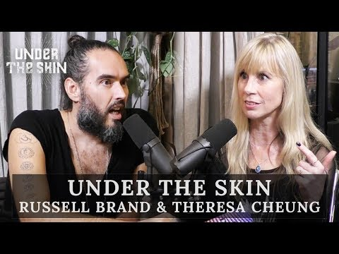 Intuition & Mysticism - Russell Brand & Theresa Cheung