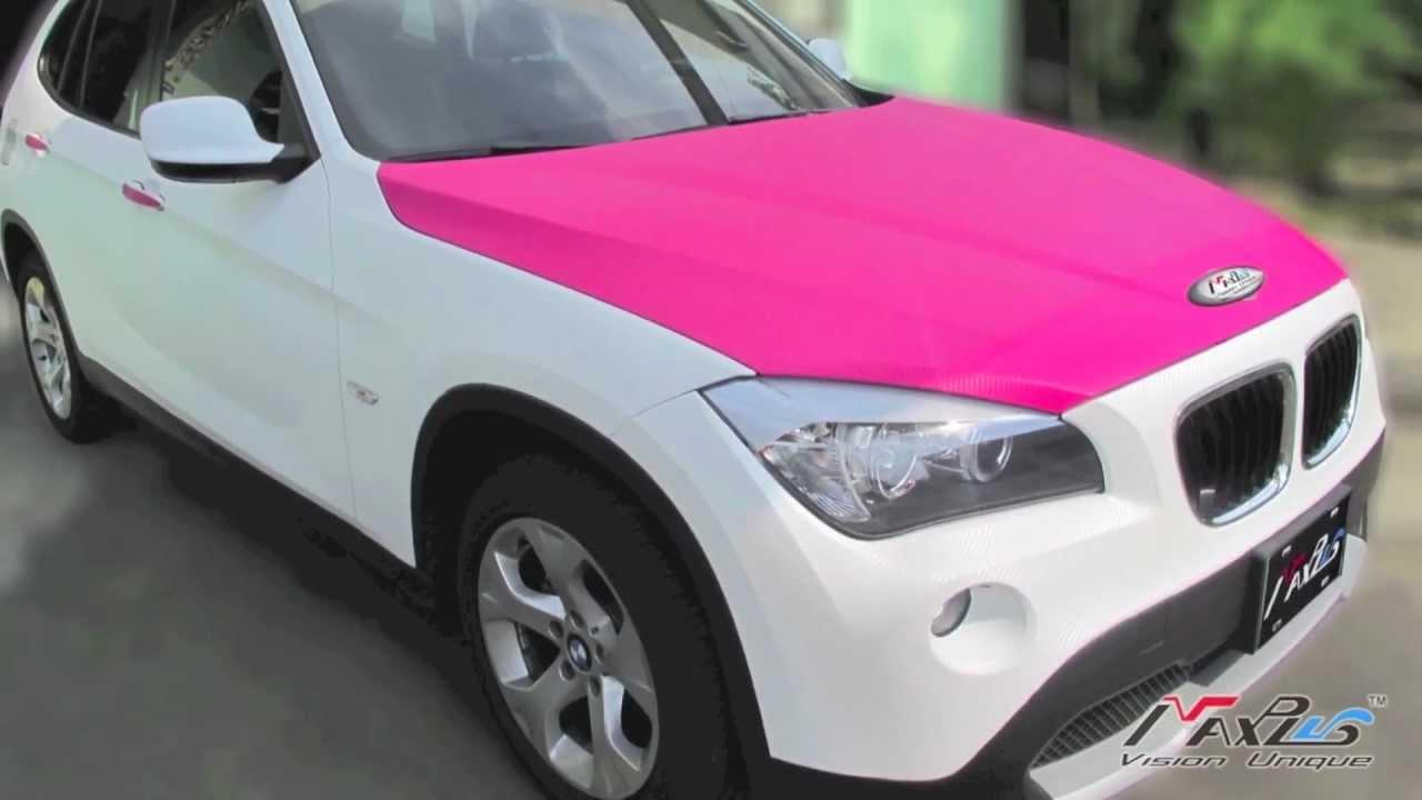 Maxplus 3d Car Wrap Vinyl Total Car Wrapping Installation