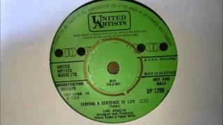 Carl Douglas - Serving A Sentence Of Life