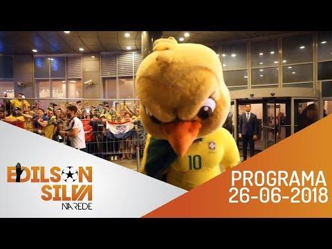 Os Donos da Bola Rio 26-06-18 - Íntegra