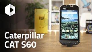 Review CAT S60, ¡EL MÓVIL IRROMPIBLE! Análisis en español.