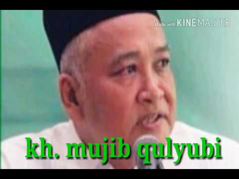 KATIB SYURIAH PBNU KH. MUJIB QULYUBI |